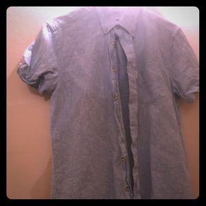 EUC Ben Sherman denim men's shirt small
